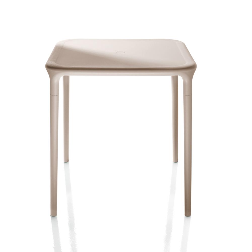北歐櫥窗 Magis|Air Table 小方桌(米灰)