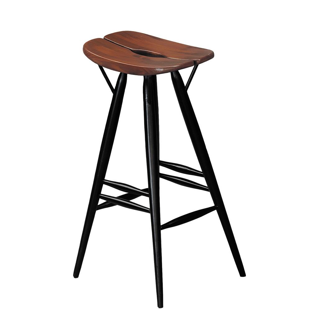北歐櫥窗 Artek|Pirkka Bar Stool 咖啡豆高腳凳