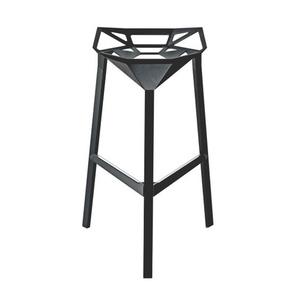 北歐櫥窗 Magis|tool One 中島椅(俐落黑)