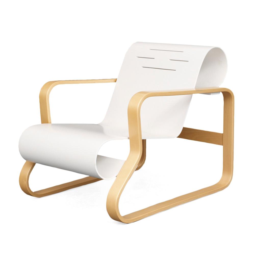 北歐櫥窗 Artek|Armchair 41 Paimio 白樺扶手椅 41 號