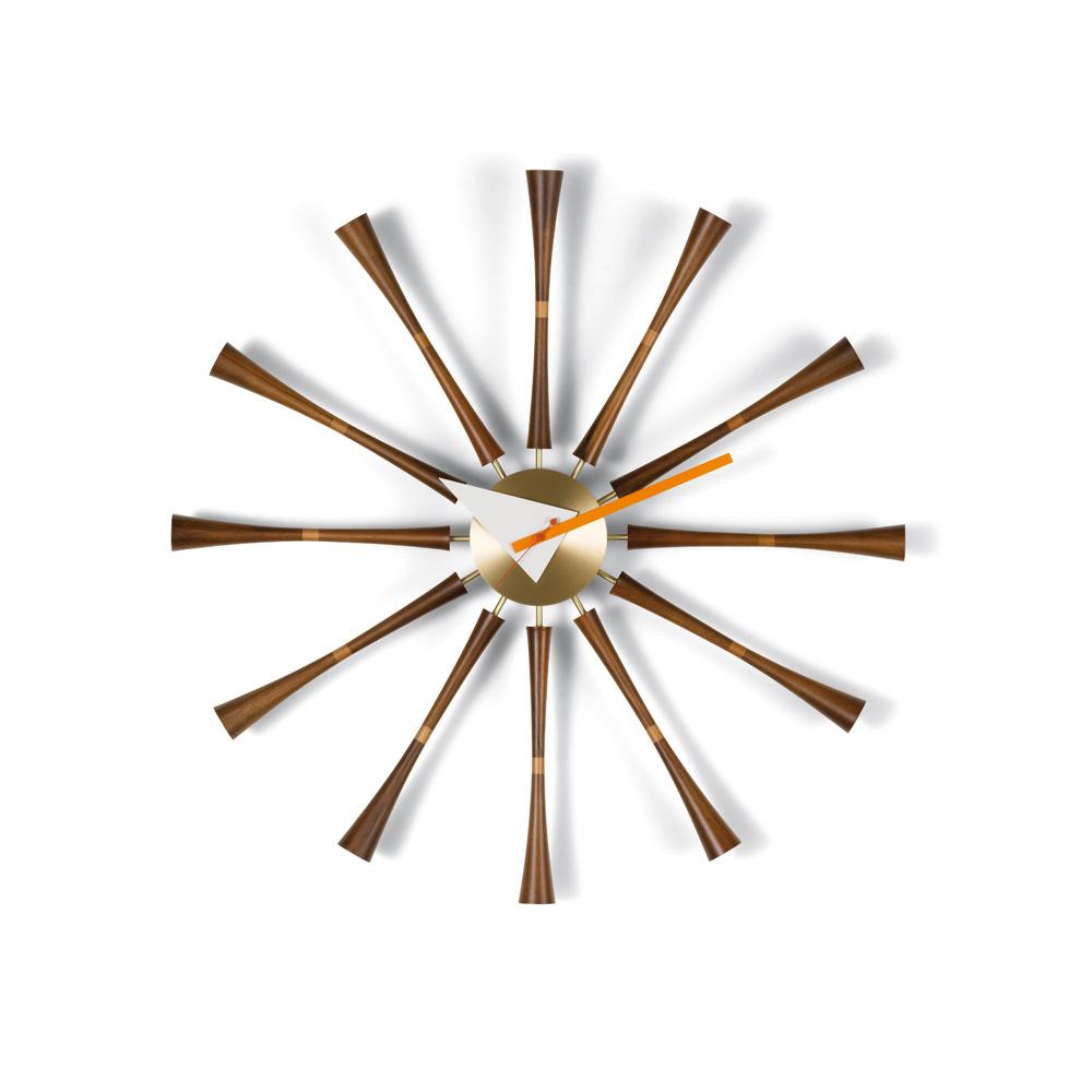 北歐櫥窗 Vitra|Spindle Clock 高地之聲時鐘