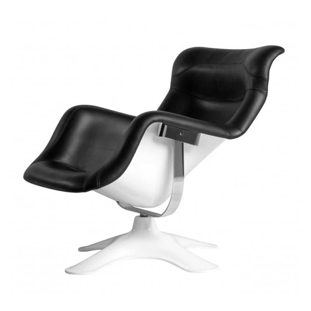 北歐櫥窗 Artek|Karuselli Lounge Chair 太空時代 主人椅