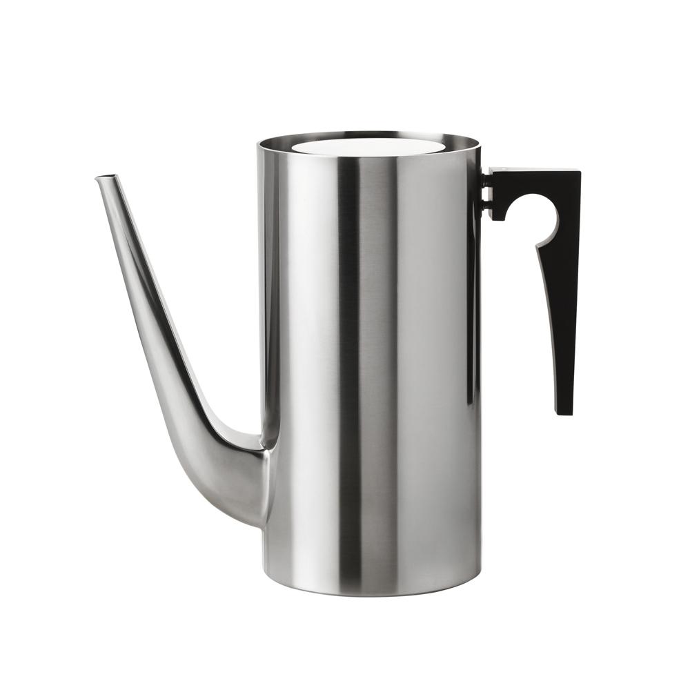 北歐櫥窗 Stelton|AJ Cylinda─Line大師哲學─咖啡壺