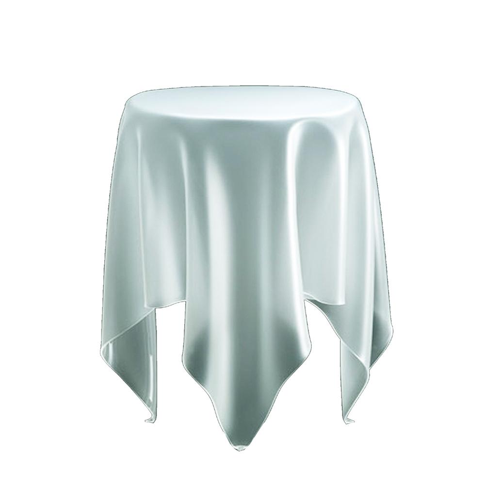 北歐櫥窗 Essey 魔幻巾桌(冰雪白、大)