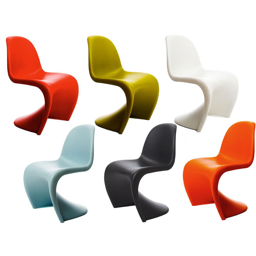 北歐櫥窗 Vitra Panton Chair 單椅
