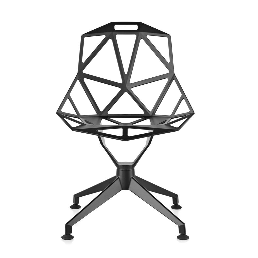 北歐櫥窗 Magis|Chair One 4Star 旋轉單椅