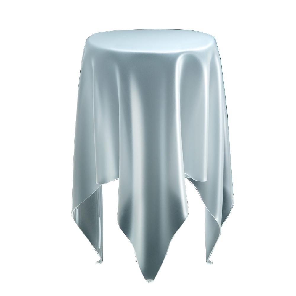 北歐櫥窗 Essey|魔幻巾桌(冰雪白、高)
