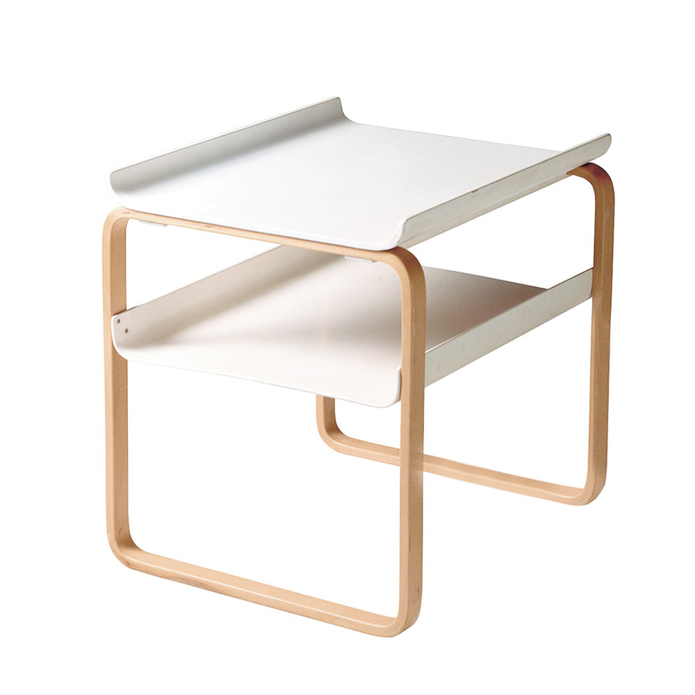北歐櫥窗 Artek|Side Table 915 雙層邊桌