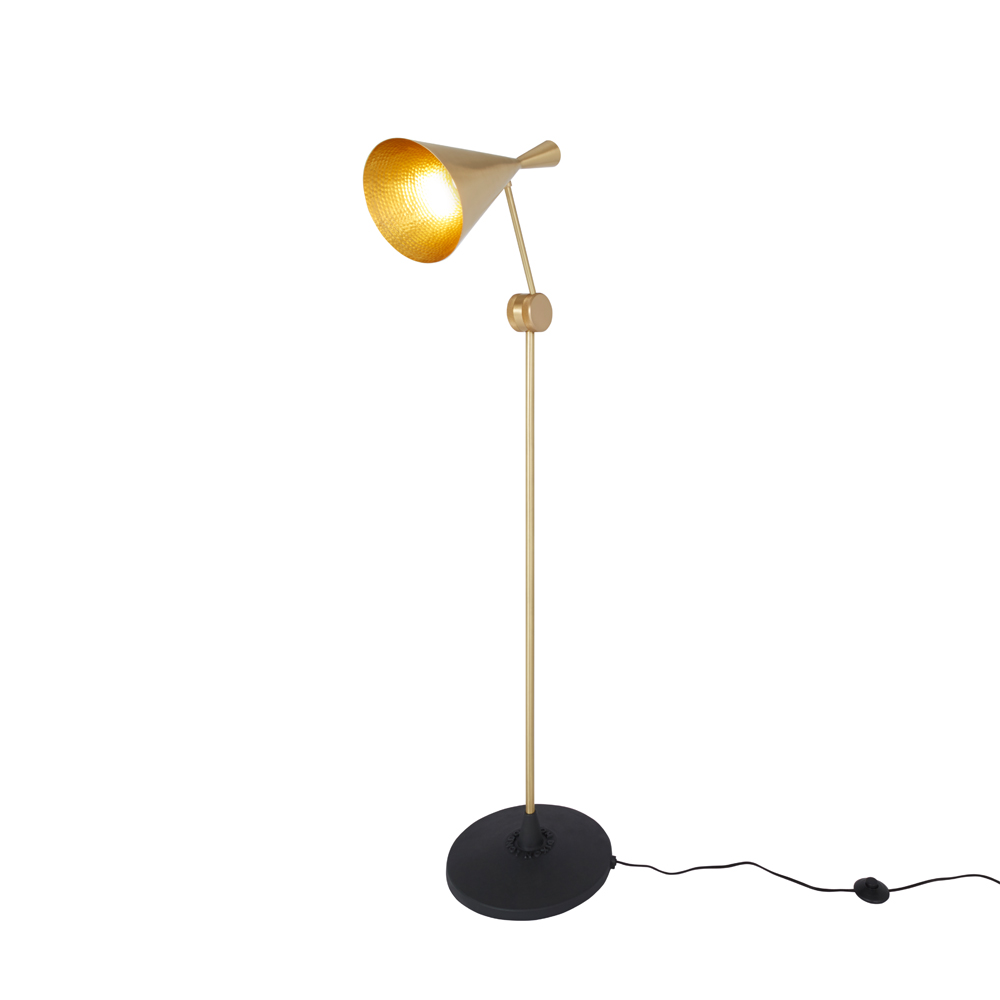 北歐櫥窗 Tom Dixon|Beat 印度錐瓶立燈