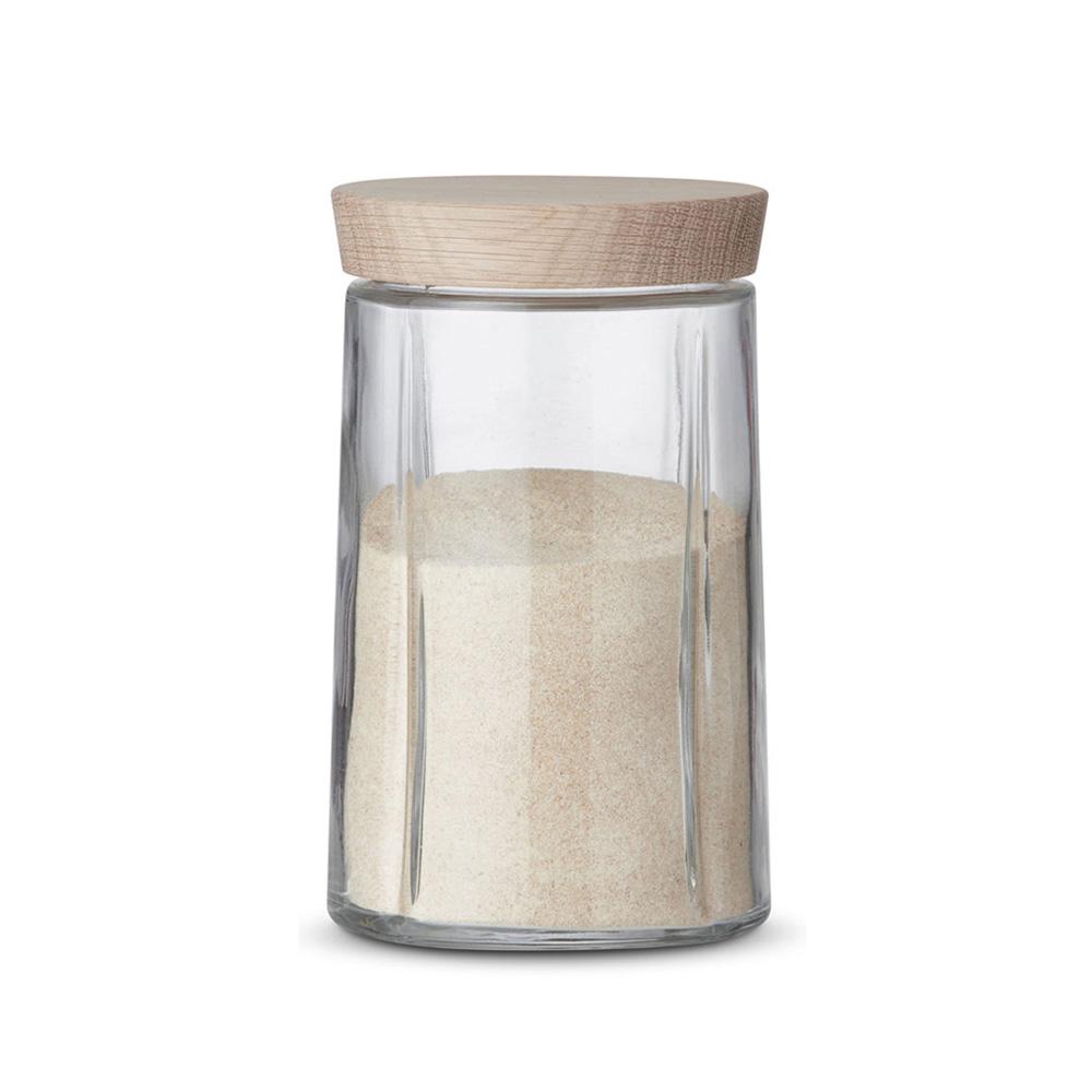 北歐櫥窗 Rosendahl|Grand Cru 橡木蓋儲物罐(1 L)