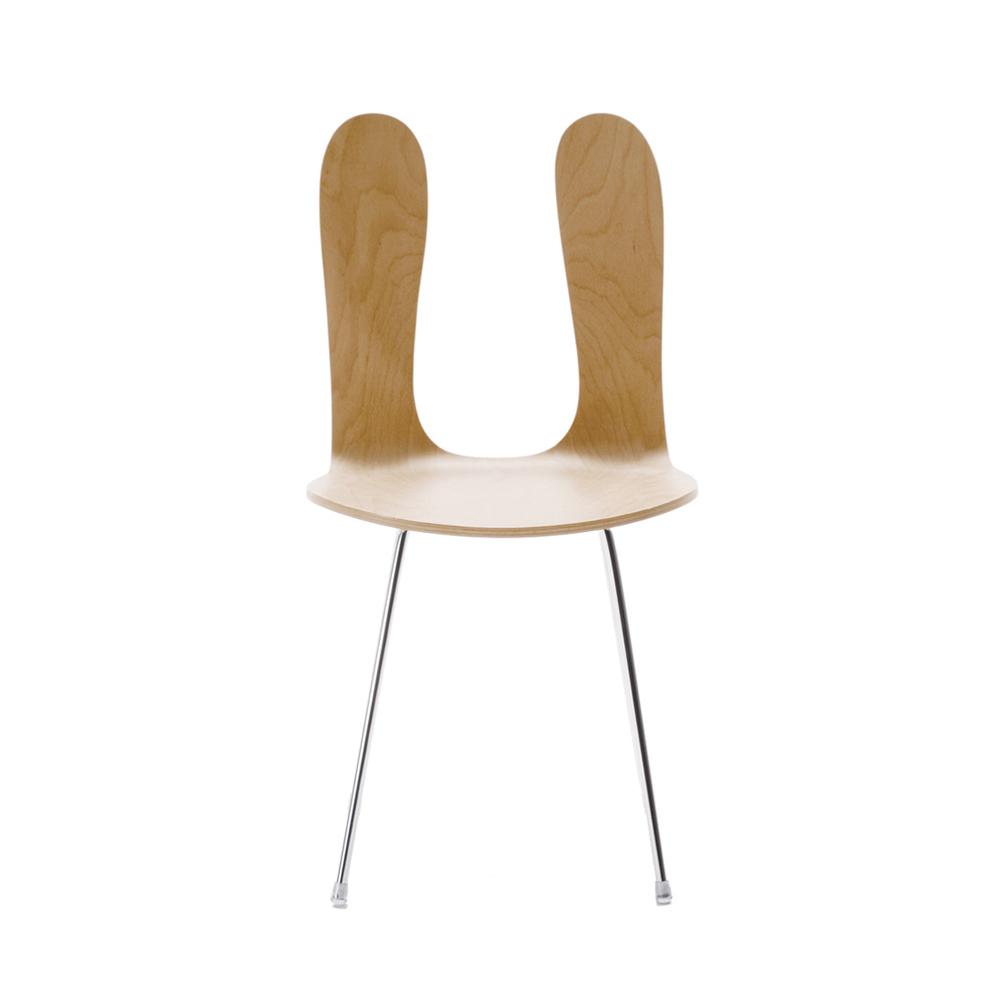 北歐櫥窗 maruni SANAA 兔子椅(胖胖兔)