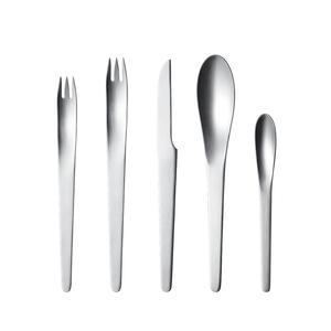 北歐櫥窗 Georg Jensen Living|AJ 五件式餐具禮盒 (開胃盤組)