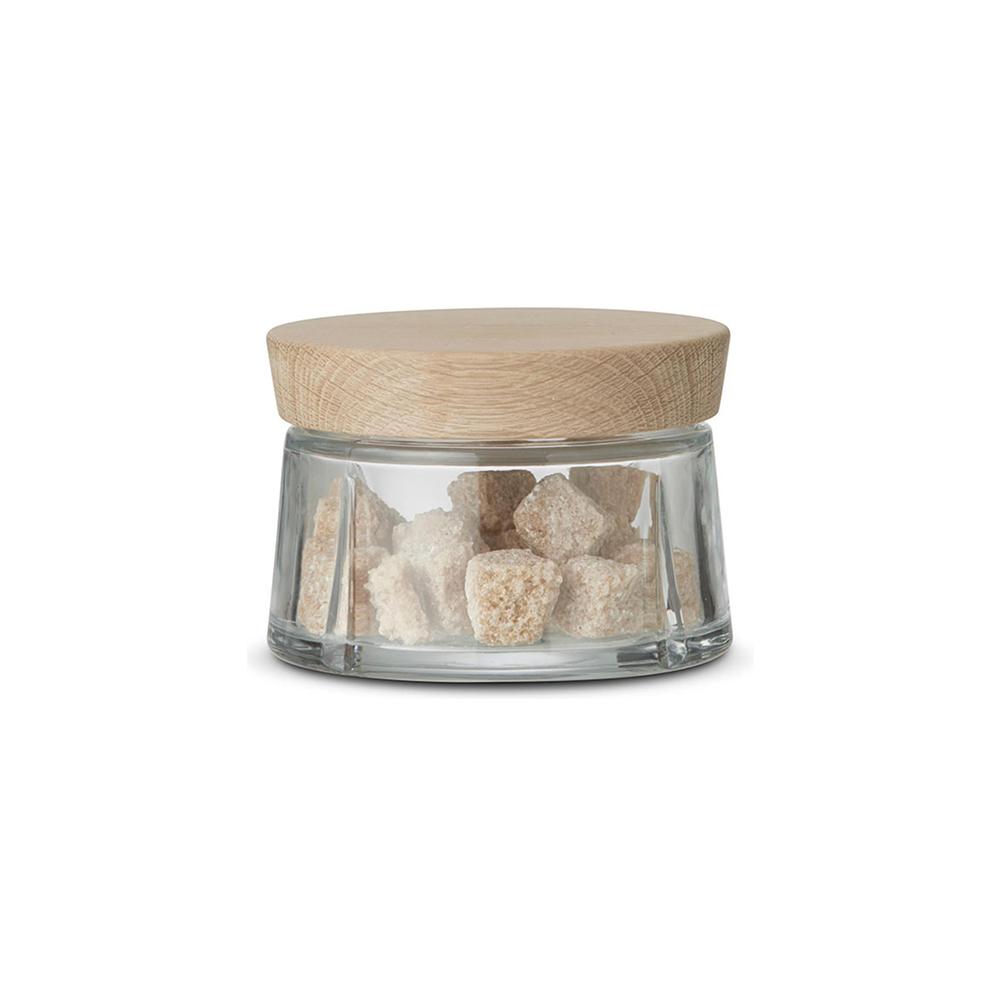 北歐櫥窗 Rosendahl|Grand Cru 橡木蓋儲物罐(0.25 L)