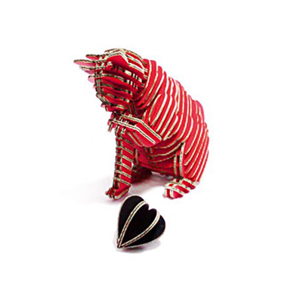 北歐櫥窗 Tenonart|SORRY CAT貓語系列 (未組裝)