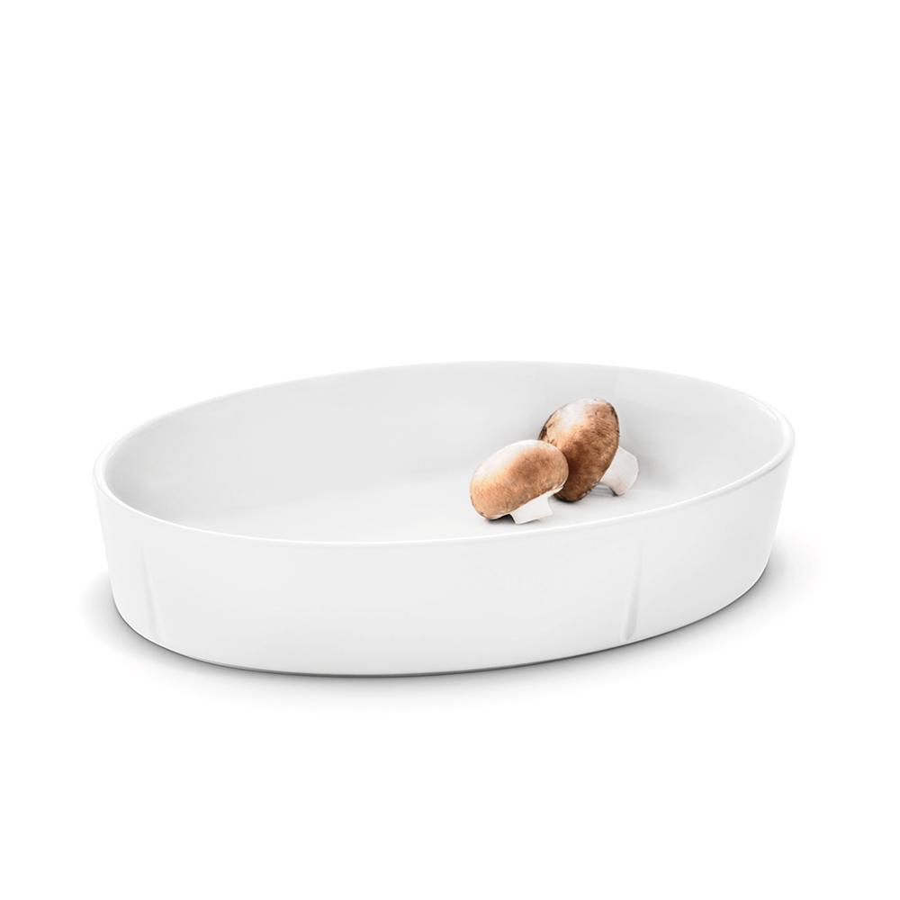 北歐櫥窗 Rosendahl|Grand Cru 橢圓烤盤 (中)