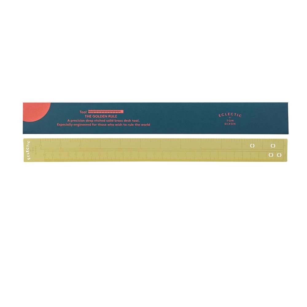 北歐櫥窗 Tom Dixon|Golden Rule 數學家製圖尺【黃金法則】