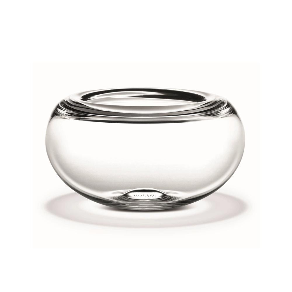 北歐櫥窗 Holmegaard|Provence bowl 日光之缽 (透明、中)
