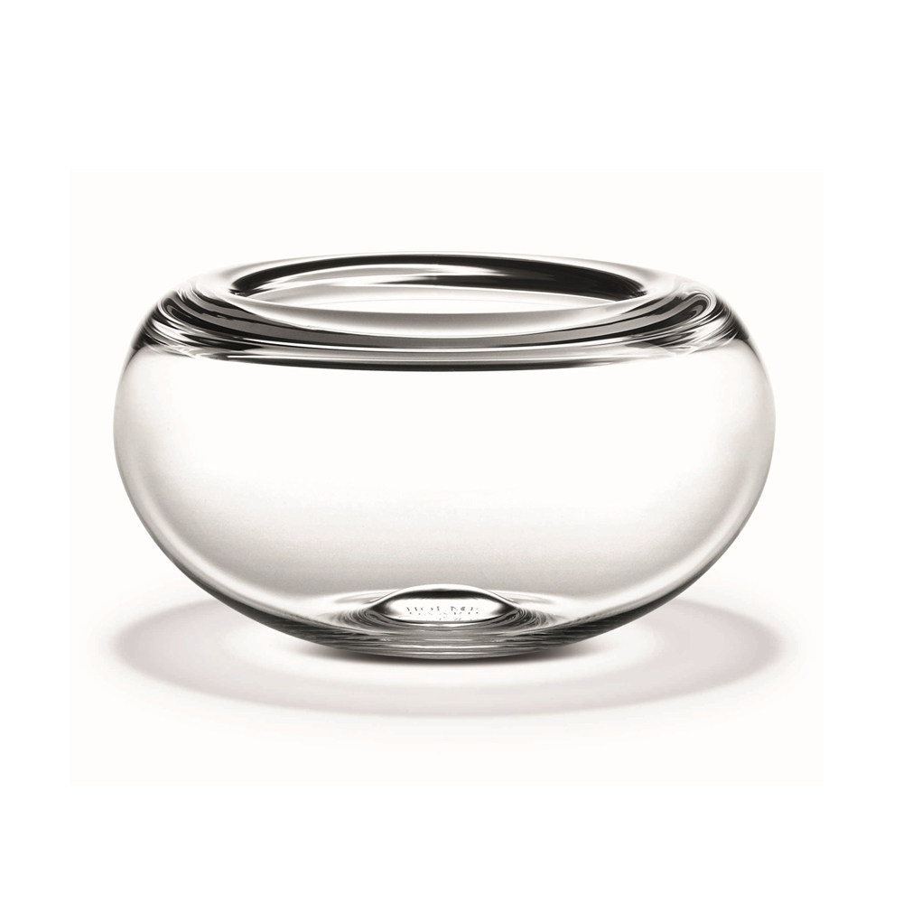 北歐櫥窗 Holmegaard|Provence bowl 日光之缽 (透明、大)