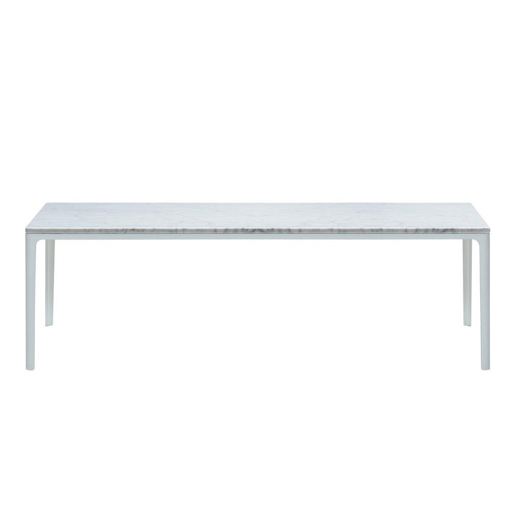 北歐櫥窗 Vitra Plate Table 大理石邊桌(120x40cm)