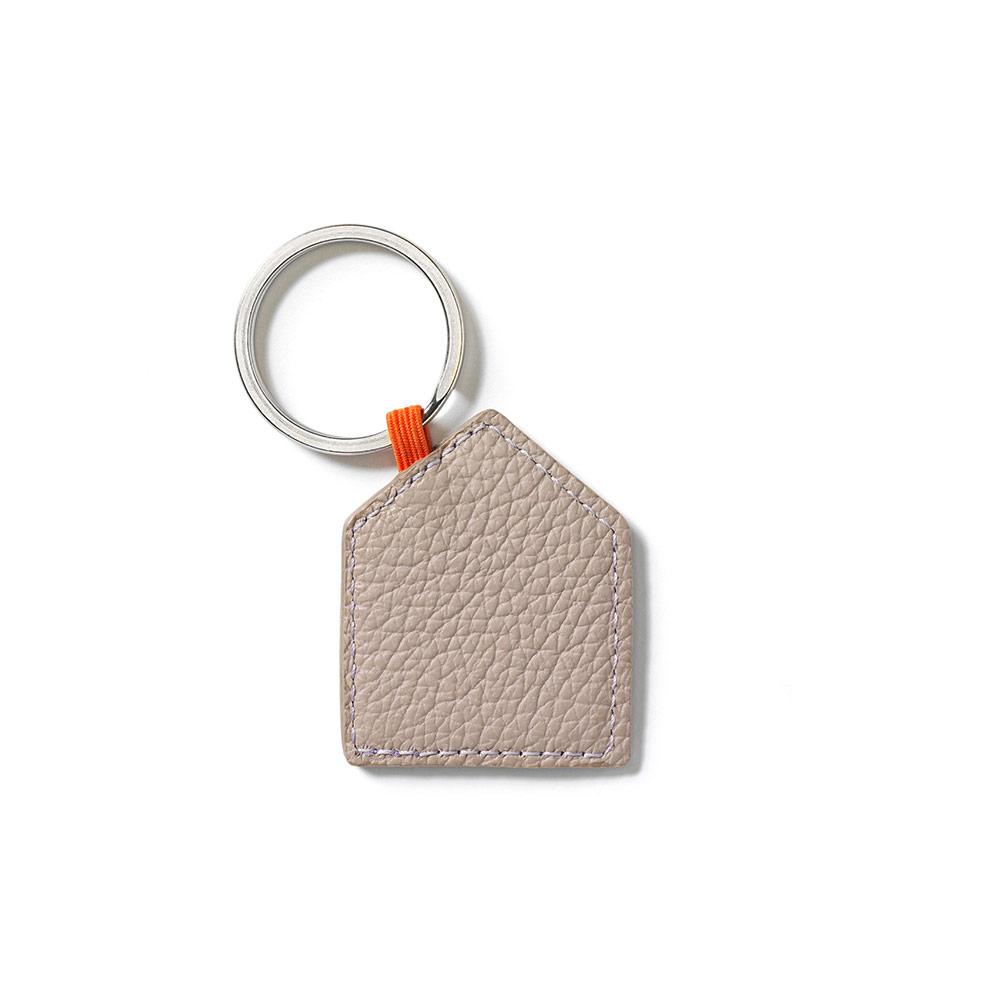 北歐櫥窗 Vitra VitraHaus Key Ring 小屋皮革鑰匙圈