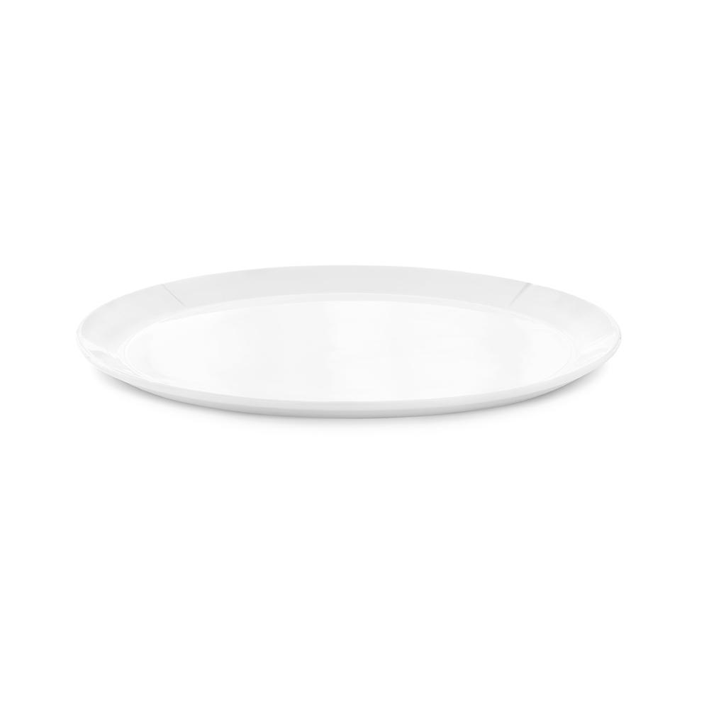 北歐櫥窗 Rosendahl|Grand Cru 老實先生白瓷盤(圓)