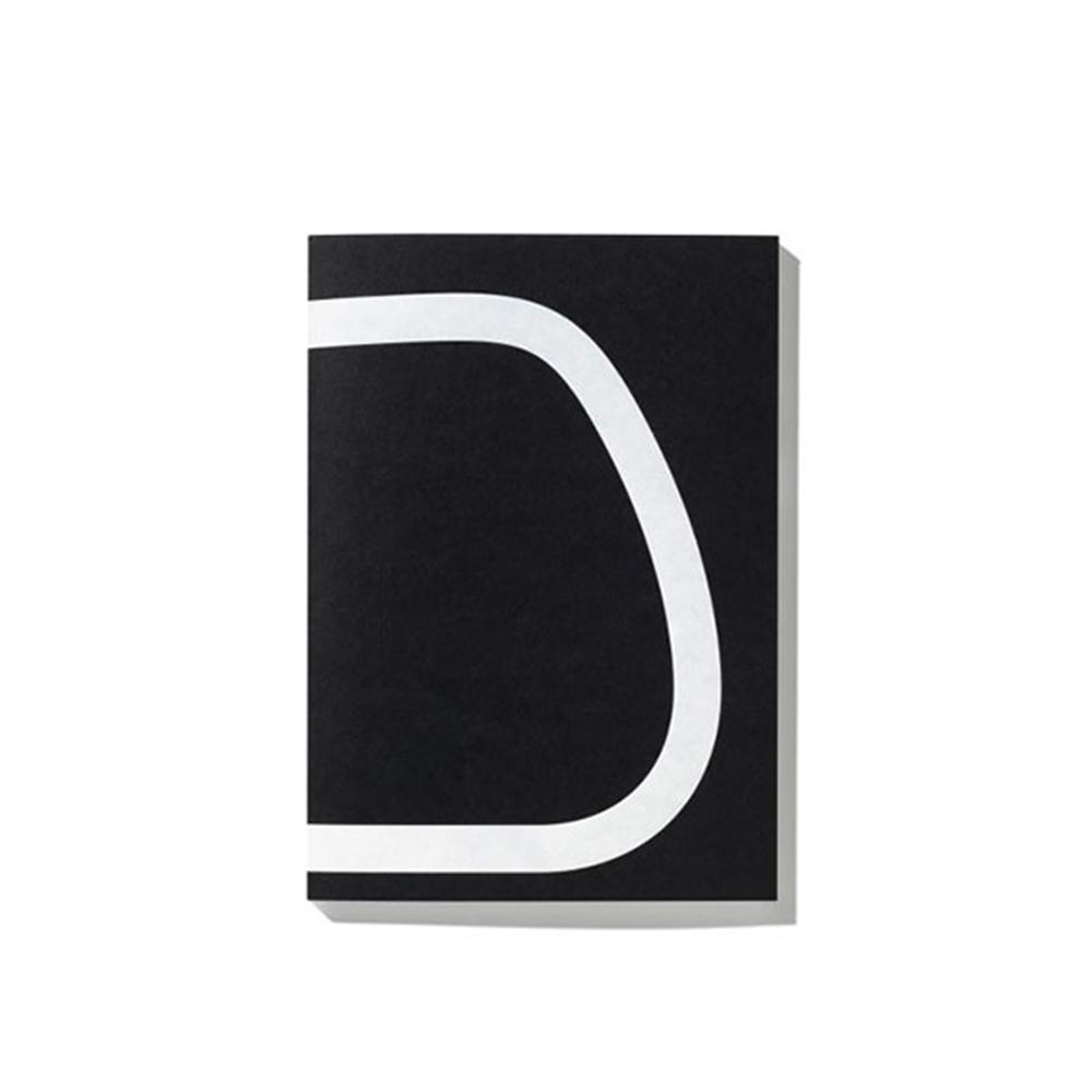 北歐櫥窗 Artek|NOTE BOOK OUTLINE 大師輪廓筆記本A5(空白)