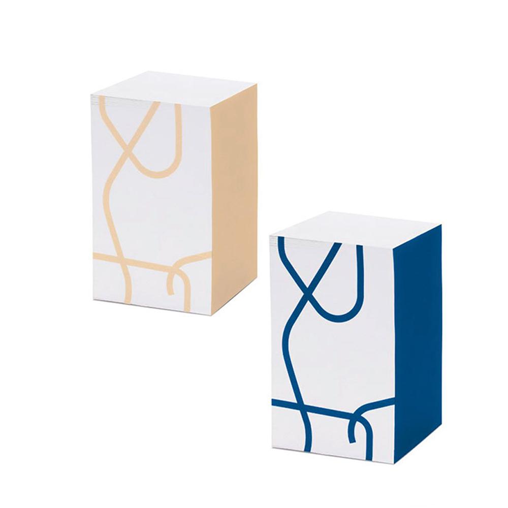 北歐櫥窗 Artek|OUTLINE MEMO BLOCK 大師輪廓便條紙