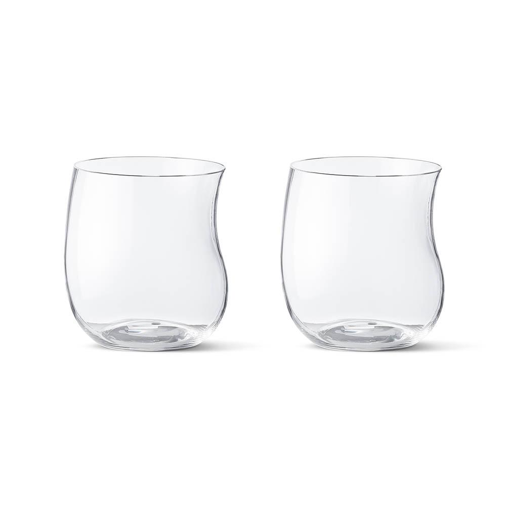 北歐櫥窗 Georg Jensen Cobra 玻璃杯 (小、2入)