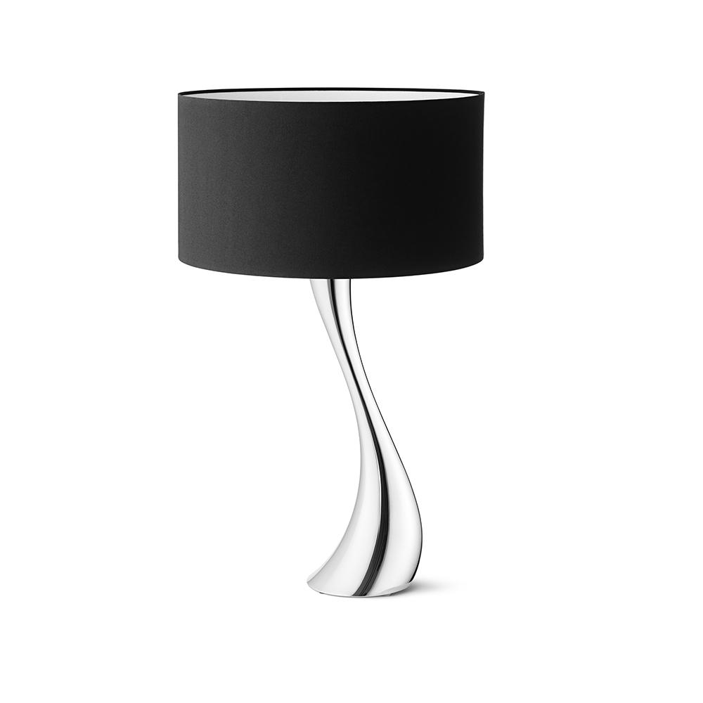 北歐櫥窗 Georg Jensen|Cobra 波浪桌燈(中)