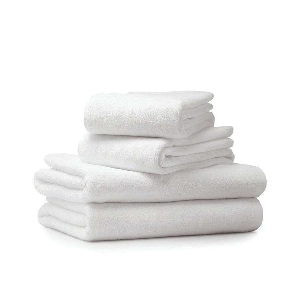 北歐櫥窗 VIPP |有機棉雙人毛巾/浴巾(四件組)
