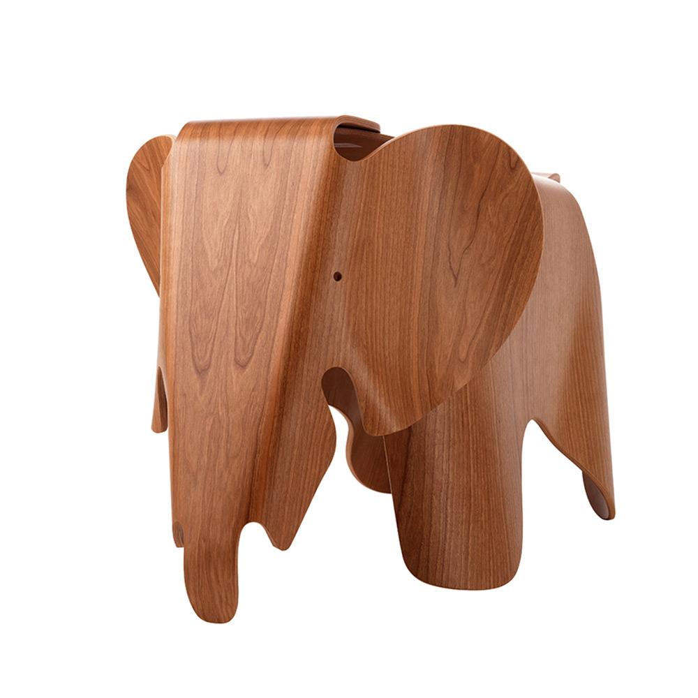 北歐櫥窗 Vitra|Eames Plywood Elephant 限量藏家版(櫻桃木)