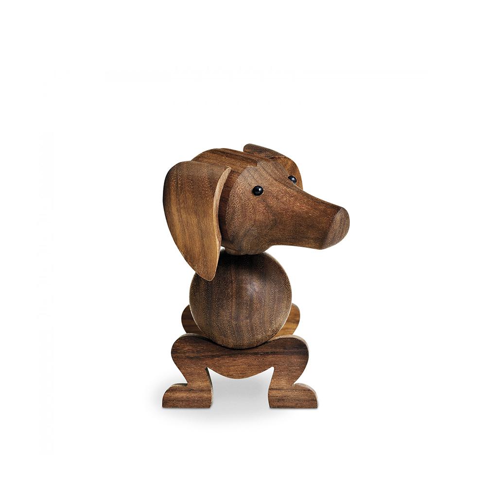 北歐櫥窗 Kay Bojesen|木頭臘腸狗