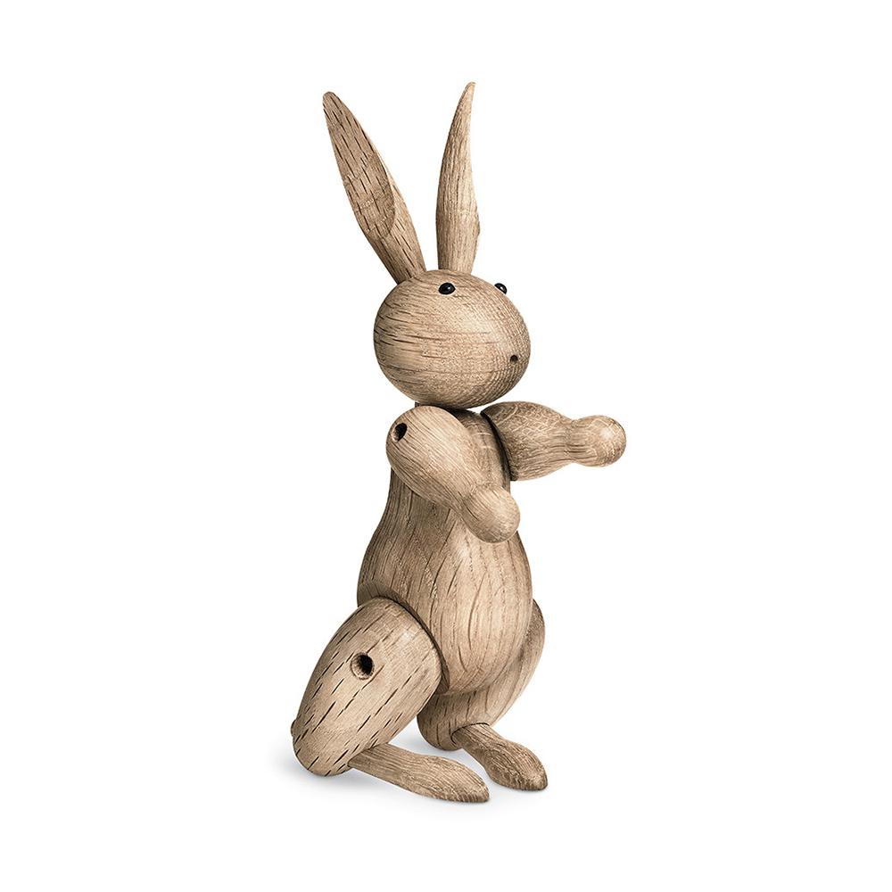 北歐櫥窗 Kay Bojesen|木頭小兔