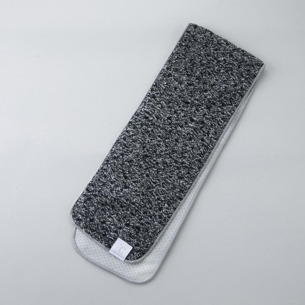 北歐櫥窗 100% Minus Degree Prime Sport 降溫涼感運動毛巾(混色、黑)