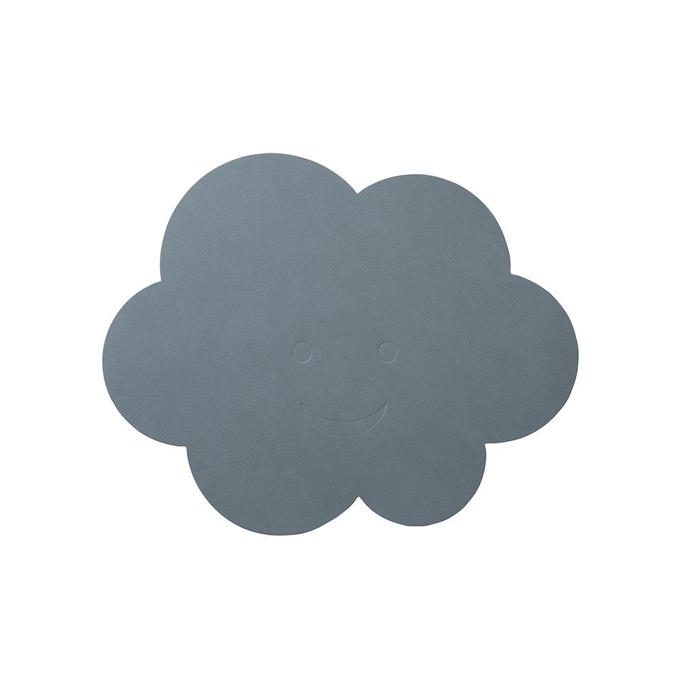 北歐櫥窗 LIND DNA|NUPO 兒童皮革餐墊(雲朵)
