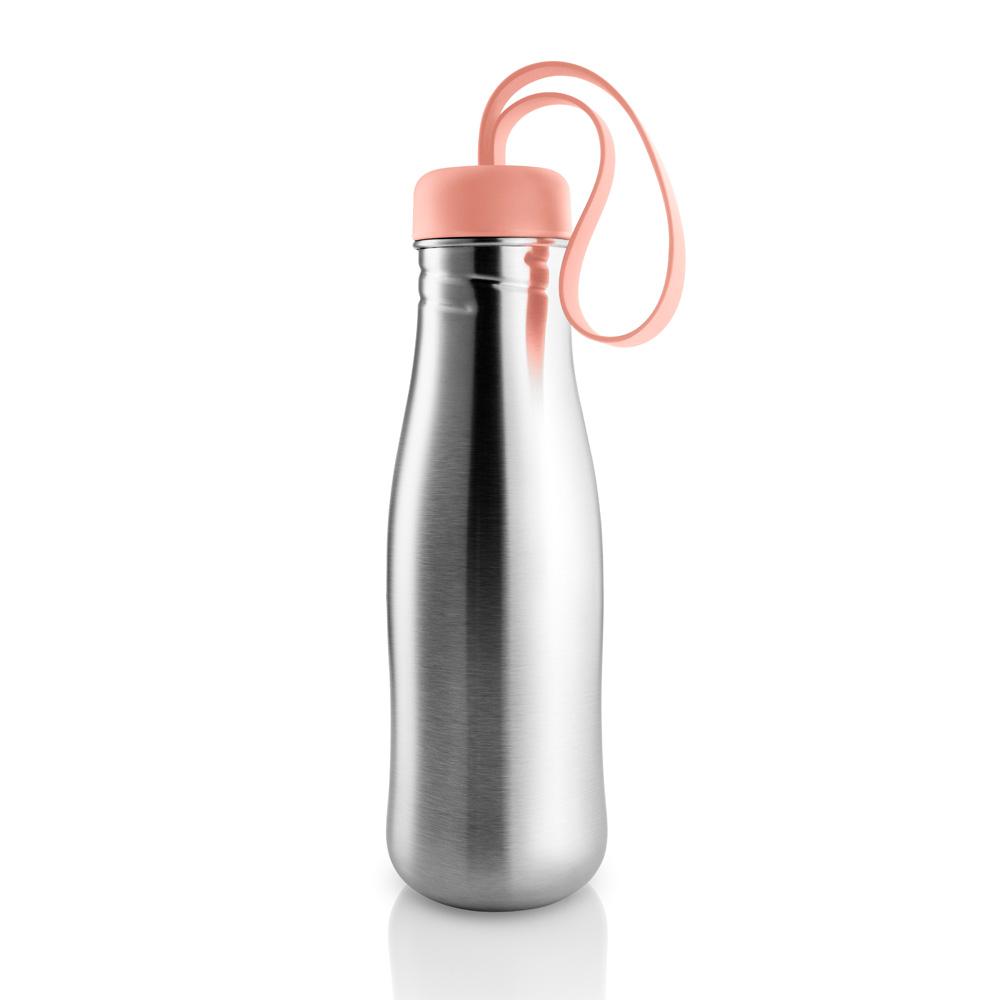 北歐櫥窗 Eva Solo Active 型動隨身瓶(蜜瓜橙、700 ML)