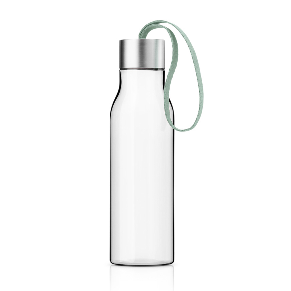 北歐櫥窗 Eva Solo|Easy 隨手瓶(湖泊綠、500 ML)