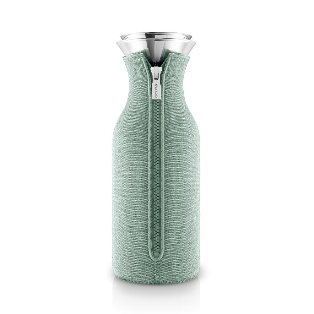 北歐櫥窗 Eva Solo|防側漏 彩漾水瓶(湖泊綠、1 L)