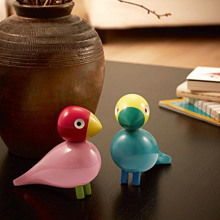 北歐櫥窗 Kay Bojesen|木頭鳴鳥─Ruth