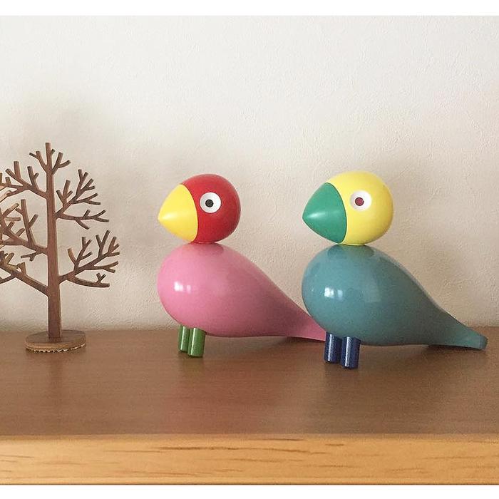 (複製)北歐櫥窗 Kay Bojesen|木頭鳴鳥─Kay