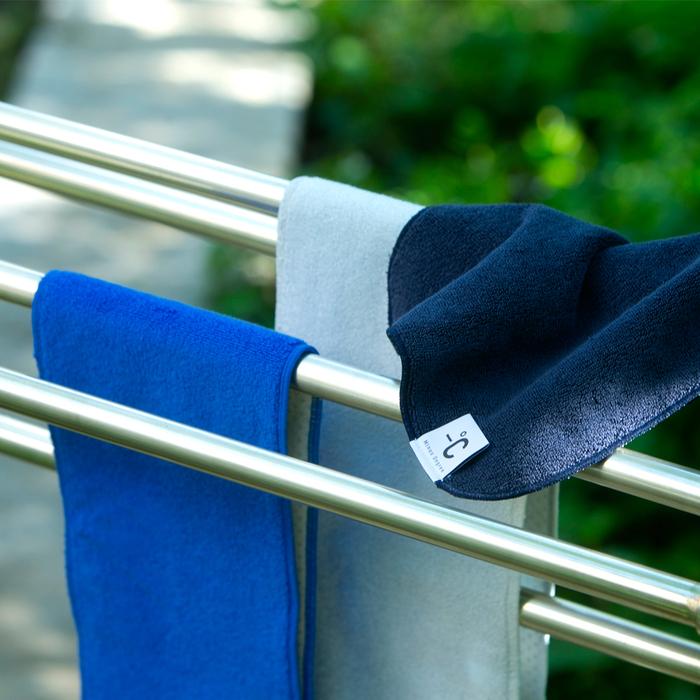 北歐櫥窗 100%|Minus Degree Sport 降溫涼感運動毛巾(灰)