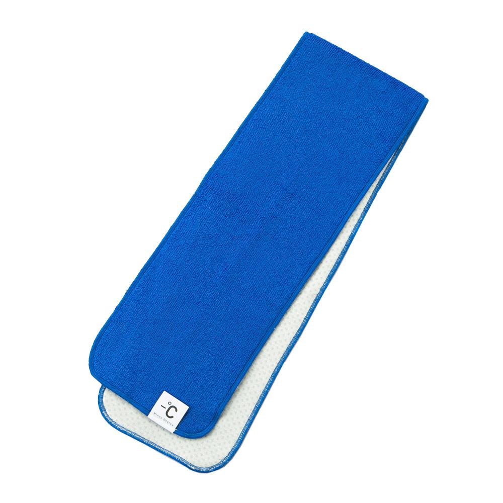 北歐櫥窗 100%|Minus Degree Sport 降溫涼感運動毛巾(藍)