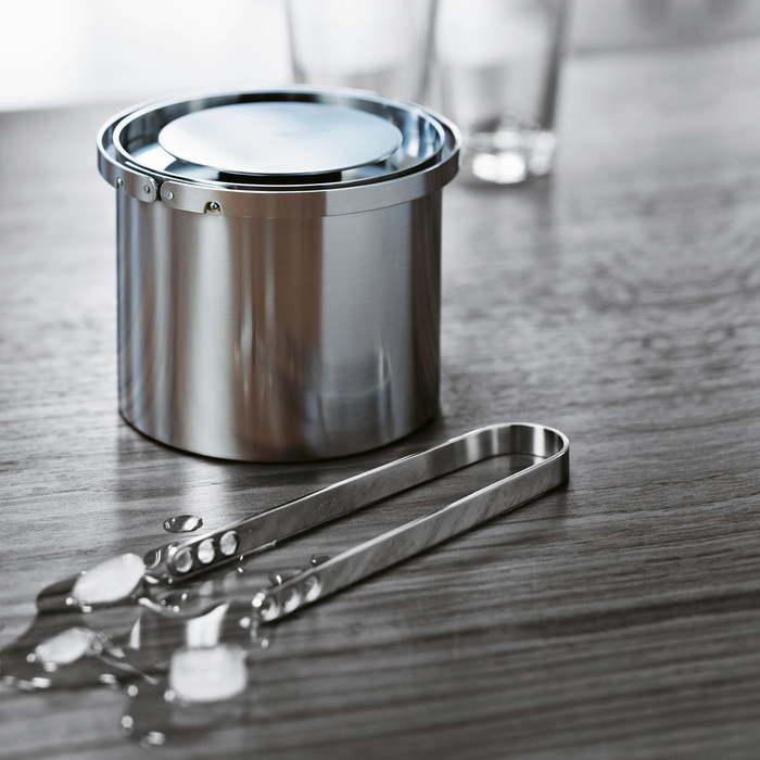 (複製)北歐櫥窗 Stelton AJ Cylinda─Line大師哲學─冰桶 (2.5L)
