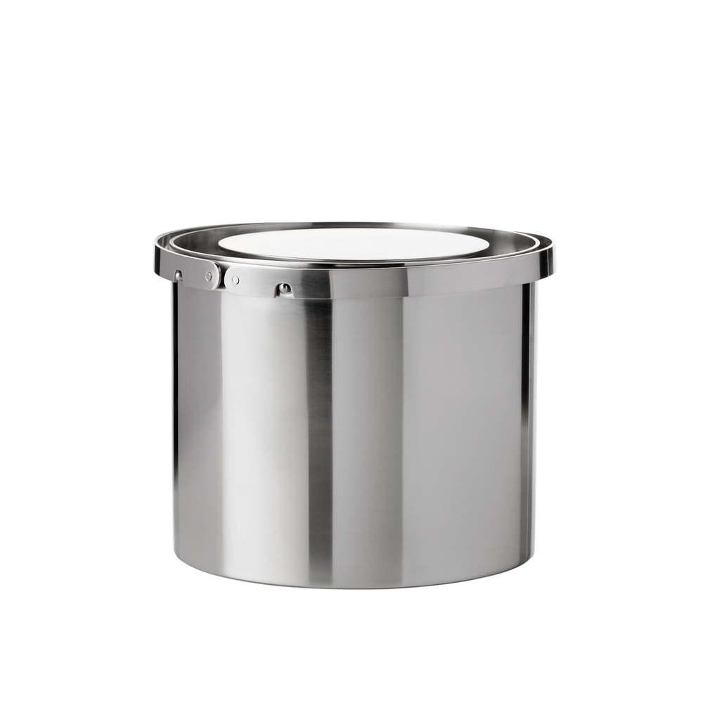 北歐櫥窗 Stelton AJ Cylinda─Line 大師哲學─冰桶(1 L)
