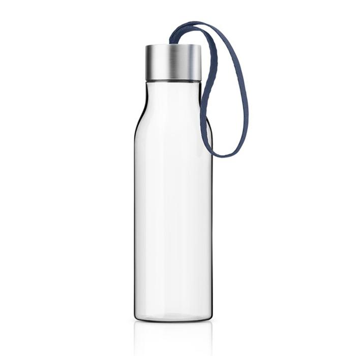 北歐櫥窗 Eva Solo Easy 隨手瓶(藏青藍、500 ML)