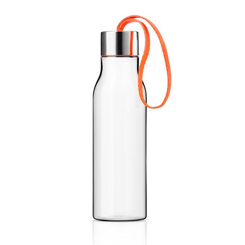 北歐櫥窗 Eva Solo|Easy 隨手瓶(亮眼橘、500 ML)