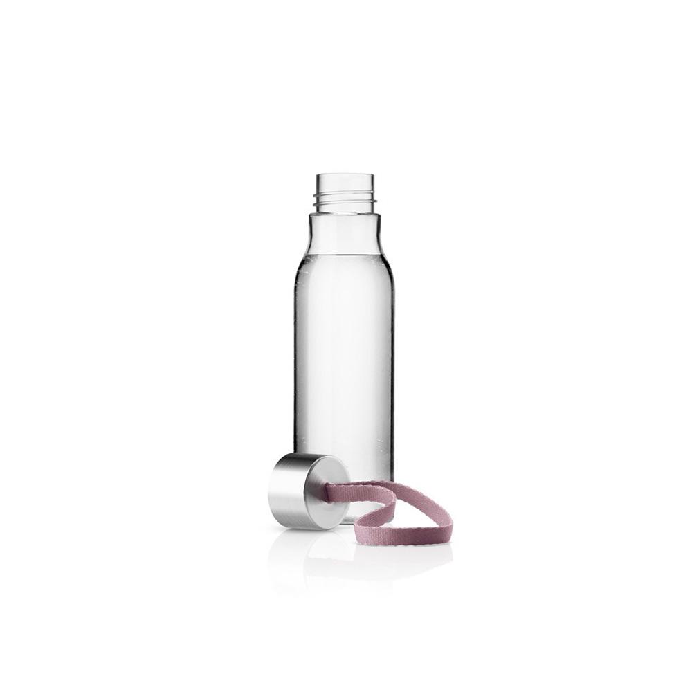 北歐櫥窗 Eva Solo Easy 隨手瓶(薔薇粉、500 ML)
