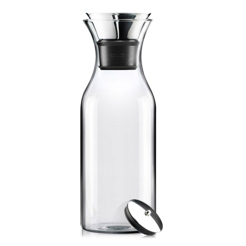 北歐櫥窗 Eva Solo|防側漏 彩漾水瓶(編織粉、1 L)