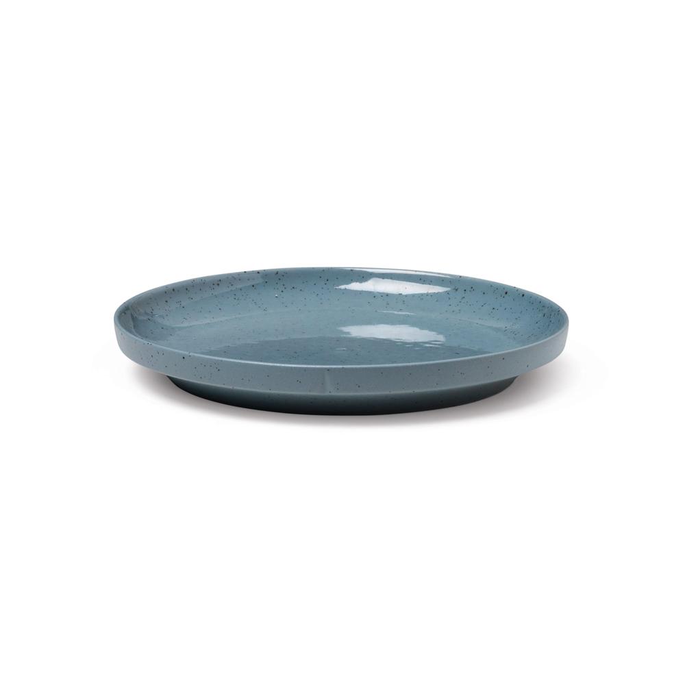 北歐櫥窗 Rosendahl|Grand Cru Sense 點點繁星 餐盤(19 cm、藍)