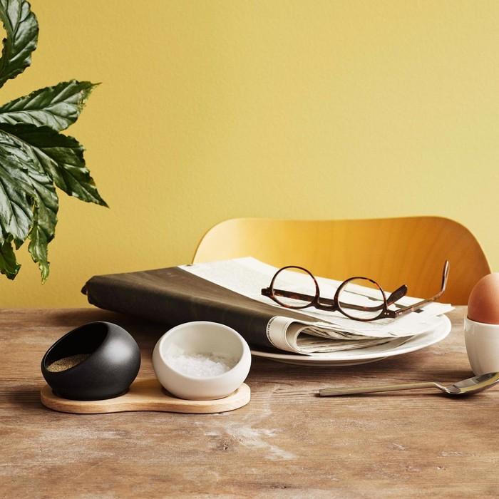 (複製)北歐櫥窗 Rosendahl|Grand Cru 白瓷咖啡杯盤組(Espresso、90 ml)